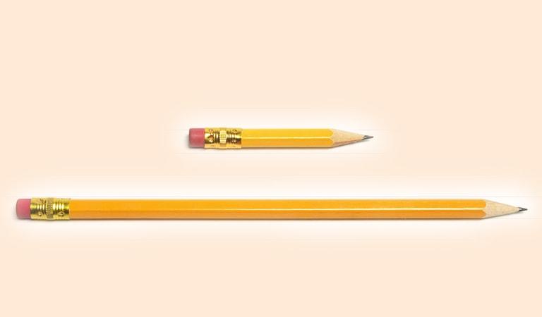 طراحی لوگو - استفاده از قلم و کاغذ