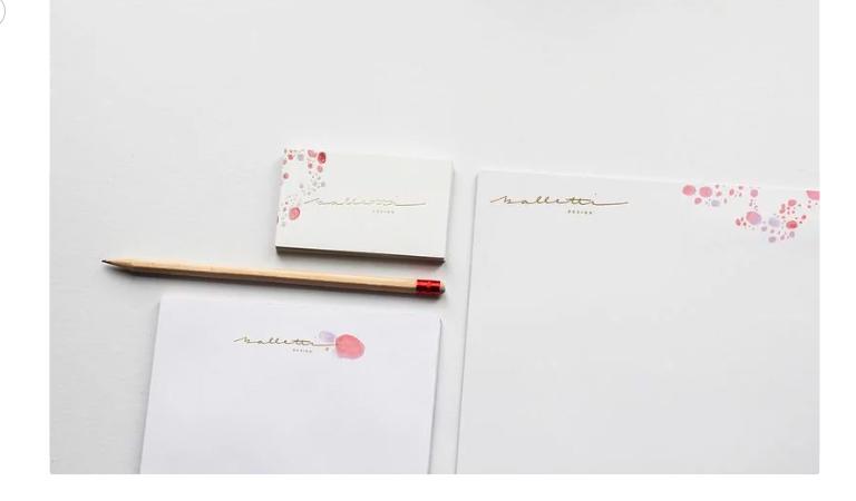 طراحی سربرگ - افزودن امضا