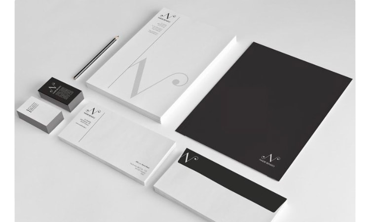 طراحی سربرگ - استفاده از واترمارک