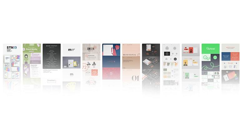 طراحی لوگو - تابلوهای حالت
