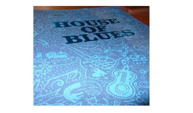 طراحی فولدر - پوشه مجموعه فروش خانه بلوز