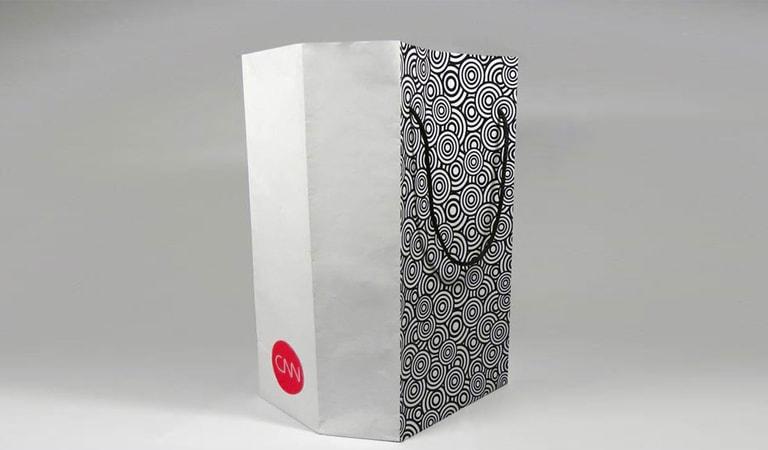 طراحی ساک دستی - ساکدستی تحویل سوشی