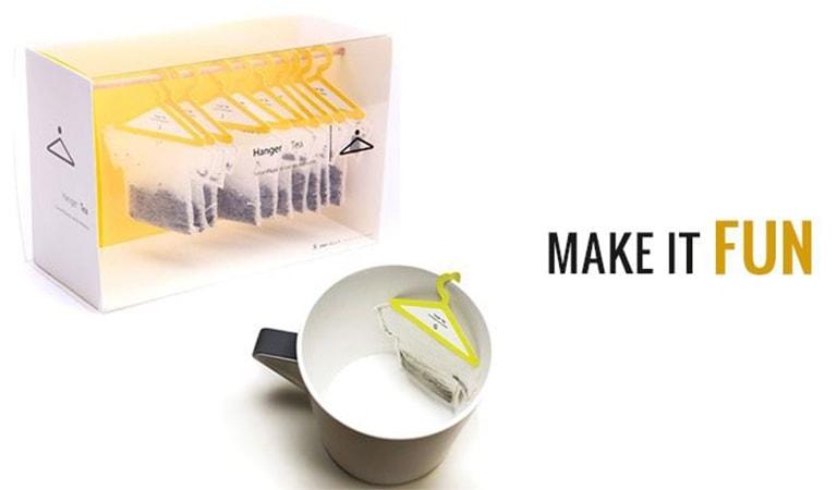 طراحی لیبل - ظاهر جالب