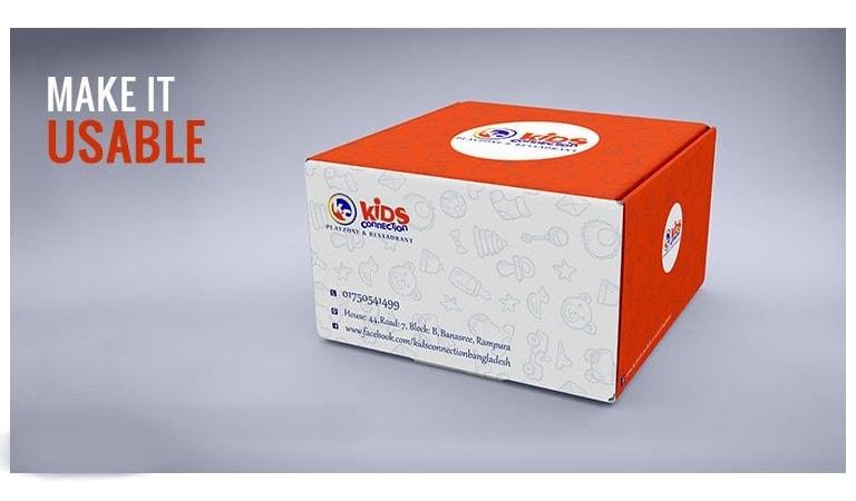 طراحی لیبل - بسته بندی قابل استفاده