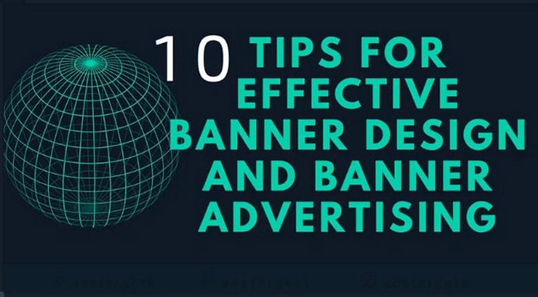 ۱۰ نکته مهم طراحی بنر تبلیغاتی که حتما باید بدانید