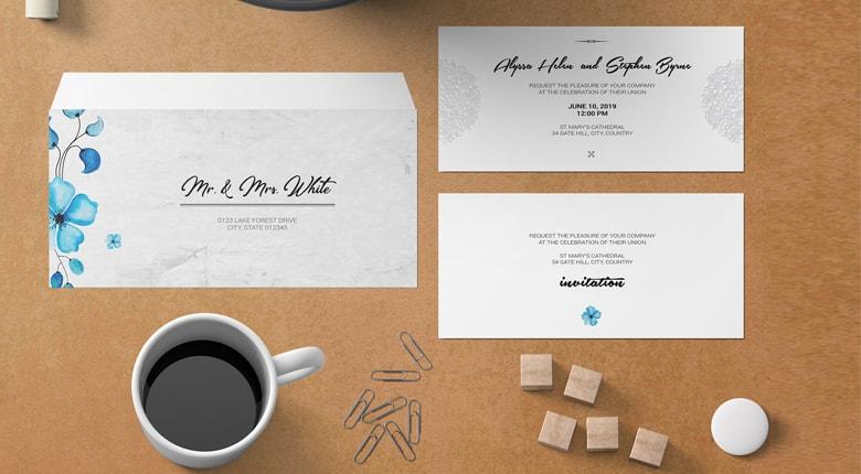 ۱۵ ایده جذاب برای طراحی پاکت نامه