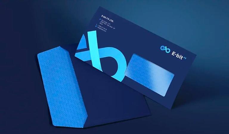طراحی پاکت نامه - ثبات داشته باشید