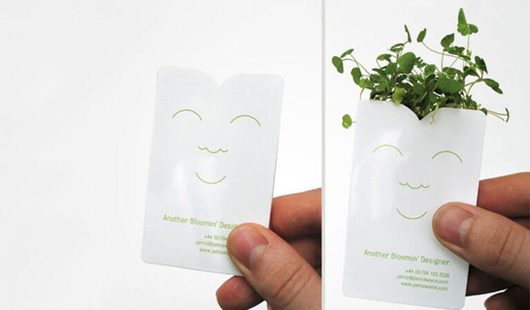کارت ویزیت خاص - کارتهای ویزیت پاکتی