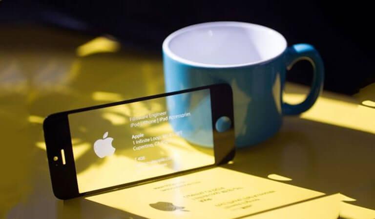 کارت ویزیت خاص - کارتهای ویزیت صفحه نمایش تلفنهای هوشمند
