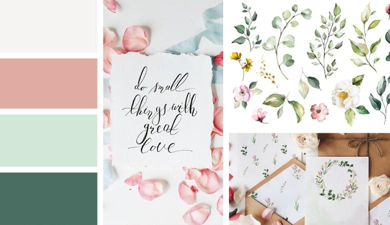 طراحی کارت دعوت - سبک بصری خود را پیدا کنید
