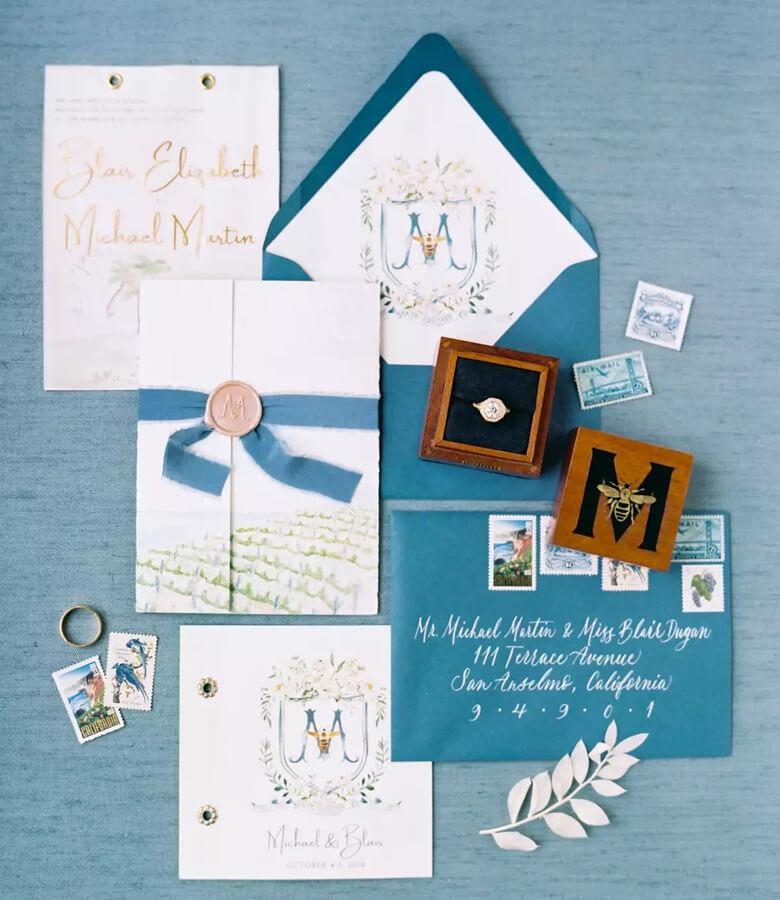 طراحی کارت عروسی - عروسی سلطنتی خود را طراحی کنید