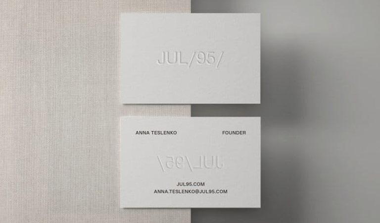 طراحی ست اداری - ۹۵/ JUL/ توسط Fagerström