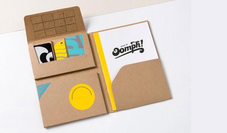 طراحی ست اداری - Oomph، توسط جو شاکلتون