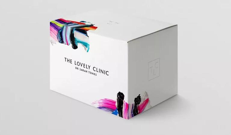 کلینیک دوست داشتنی (The Lovely Clinic)-طراحی بسته بندی