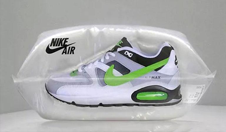 نایک ایر (Nike Air)-طراحی بسته بندی