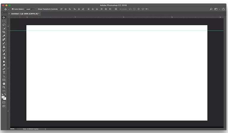 راهنمای اول فتوشاپ - طراحی کارت ویزیت با فتوشاپ