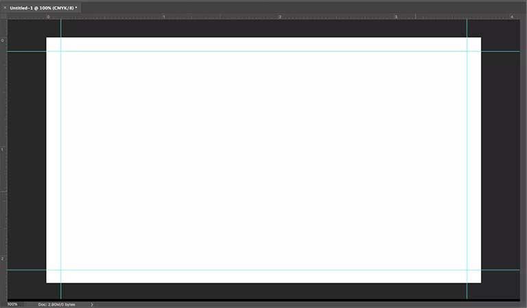راهنماهای بعدی فتوشاپ - طراحی کارت ویزیت با فتوشاپ