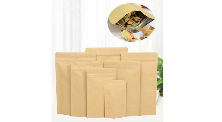 پاکت مواد غذایی کاغذی - مزایا و معایب ساک دستی کاغذی